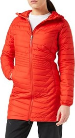 Columbia Powder Lite Mid Hooded Jacke schwarz (Damen) (1748311-011)