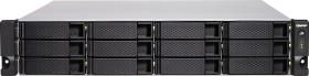 QNAP Turbo Station TS-1283XU-RP-E2124-8G 144TB, 8GB RAM, 2x 10Gb SFP+, 4x Gb LAN, 2HE