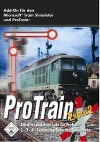 Microsoft Train Simulator - Pro Train Extra 2 (Add-on) (PC)