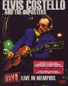 Elvis Costello and the Imposters - Club Date: Live in Memphis (DVD)