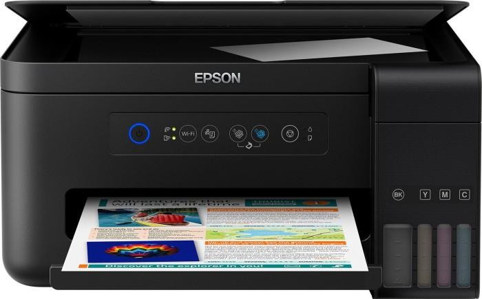 Epson EcoTank ITS L4150, Tinte (C11CG25401)