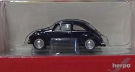 Herpa 022361-006 stahlblau H0 1:87 VW Käfer NEU in OVP
