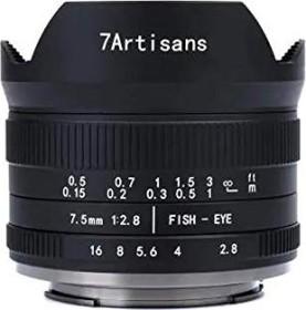 7artisans 7.5mm 2.8 fisheye Mark II for Canon EF-M (496959)