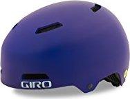 Giro Dime FS kids helmet matte purple