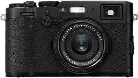 Fujifilm FinePix X100F schwarz (16534687)