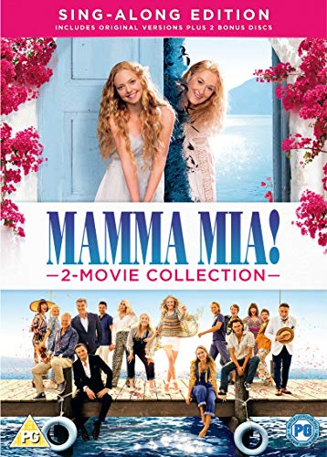 Mamma Mia! 2-Movie Collection - Sing-Along Edition (UK)