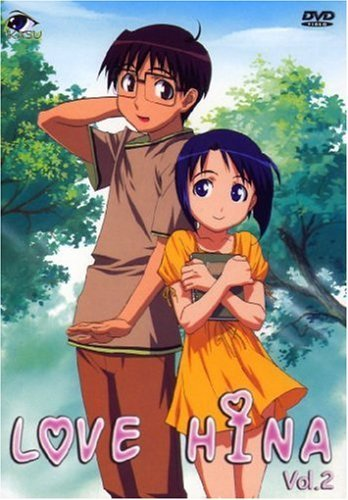 Love Hina Vol. 2 (Folgen 5-8) -- via Amazon Partnerprogramm