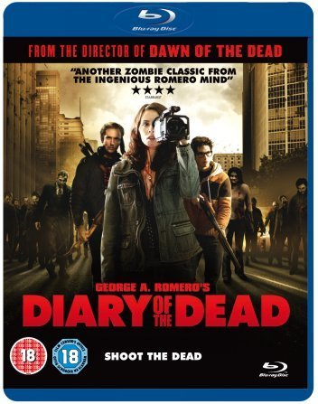 Diary Of The Dead (Blu-ray) (UK) -- via Amazon Partnerprogramm