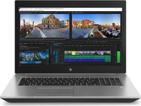 HP ZBook 17 G5, Core i7-8850H, 32GB RAM, 512GB SSD, Quadro P3200 (2ZC45EA#ABD)