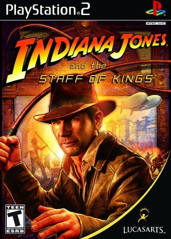 Indiana Jones und der Stab der Könige (deutsch) (PS2) -- via Amazon Partnerprogramm