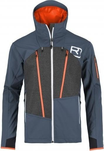 Ortovox Pordoi ski jacket night blue (men)