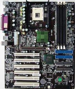 EPoX EP-4BEA, i845E (DDR)