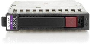 HP 300GB 6G SAS 10K SFF DP ENT HDD (507127-B21/507127-TV1)