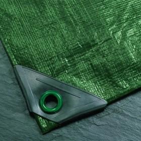 Noor Super Garten-Abdeckplane grün 3x7m (0400307SXXGR)