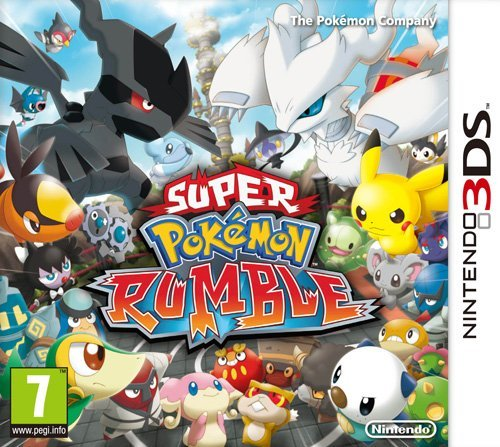 Super Pokemon Rumble (deutsch) (3DS) -- via Amazon Partnerprogramm