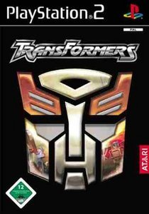 Transformers Armada (niemiecki) (PS2)