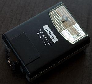 Metz mecablitz 28 AF-3 für Nikon (002833406) -- © bepixelung.org