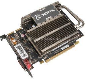 XFX Radeon HD 5670, 1GB GDDR5, DVI, HDMI, DisplayPort (HD-567X-ZNH4) -- © caseking.de