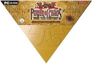Yu-Gi-Oh! Power of Chaos - Limited Collectors Edition (niemiecki) (PC)