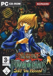 Yu-Gi-Oh! Power of Chaos 3 - Joey the Passion (niemiecki) (PC)