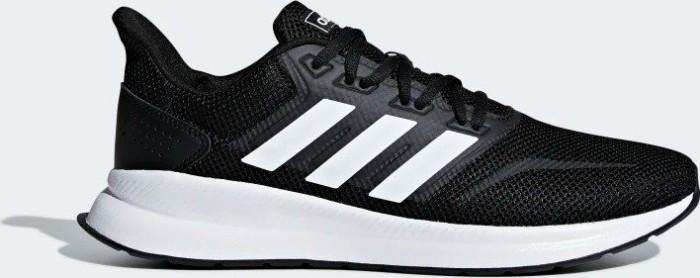 adidas RunFalcon Sportschuh Herren weiß in Größe 40