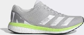 adidas adizero Boston 8 grey one/cloud white/signal green (Damen) (EG1170)