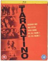 Tarantino Collection Box (Blu-ray) (UK)