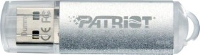 Patriot Xporter Pulse silber 16GB, USB-A 2.0 (PSF16GXPPUSB)