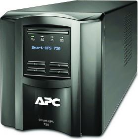 APC Smart-UPS 750VA LCD mit SmartConnect, USB/LAN/seriell (SMT750IC)