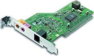 USRobotics 56K V.92 Voice Faxmodem, PCI (USR022884B)