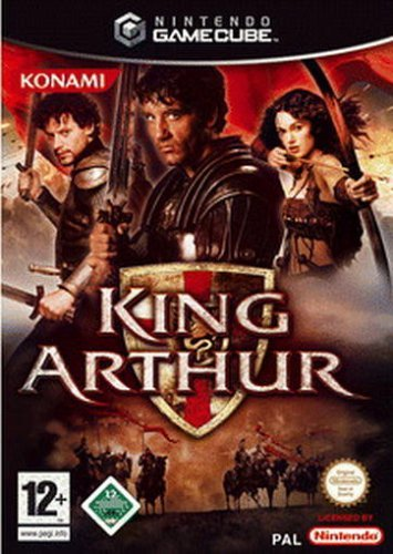 King Arthur (deutsch) (GC) -- via Amazon Partnerprogramm