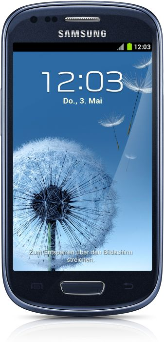 Samsung Galaxy S3 Mini NFC i8190   8GB blau