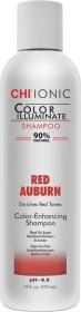 CHI Haircare Ionic Color Illuminate Red Auburn Shampoo, 355ml