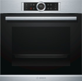 Bosch series 8 HRG6753S1 oven with steam support