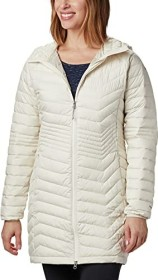 Columbia Powder Lite Mid Hooded Jacke chalk (Damen) (1748311-191)