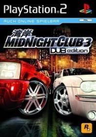 Midnight Club 3 - Dub Edition (PS2)