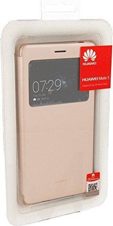Huawei View Flip Cover für Mate S pink (51991268) -- via Amazon Partnerprogramm
