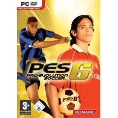 Pro Evolution Soccer 6 (German) (PC)
