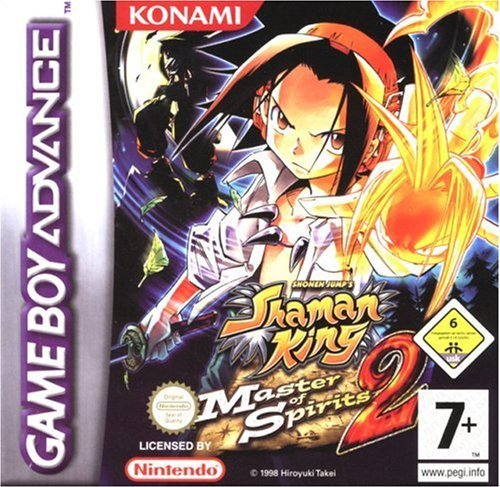 Shaman King: Master of Spirits (GBA) -- via Amazon Partnerprogramm