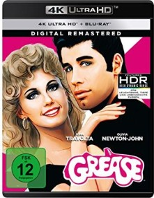 Grease (4K Ultra HD)