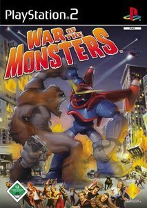 War Of The Monsters (niemiecki) (PS2)