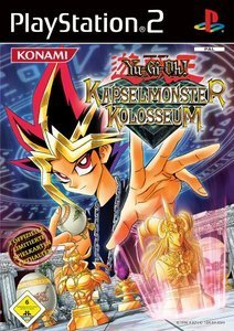 Yu-Gi-Oh! Kapselmonster Kolosseum (German) (PS2)