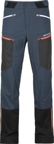 Ortovox Pordoi ski pants long night blue (men)