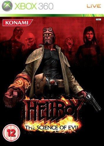 Hellboy - The Science of Evil (deutsch) (Xbox 360) -- via Amazon Partnerprogramm