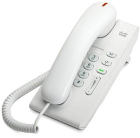 Cisco 6901 Unified IP Phone Slimline weiß (CP-6901-WL-K9)