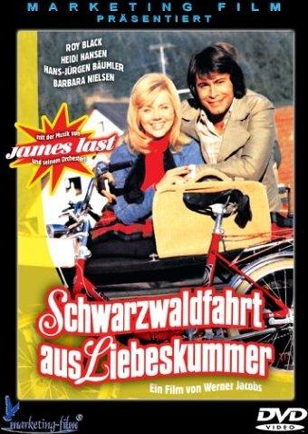 Schwarzwaldfahrt aus Liebeskummer -- via Amazon Partnerprogramm