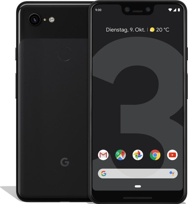 Google Pixel 3 XL 128GB just black