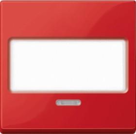 Merten System M Wippe Thermoplast brillant, rubinrot (MEG3370-0306)