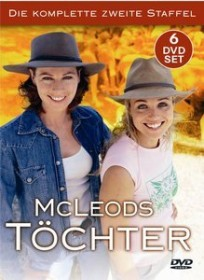 McLeods Töchter Staffel 2 (DVD)