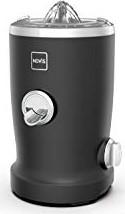 Novis Vita Juicer Black Is Back Juicer with citrus squeezer